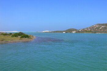 De Mond Nature Reserve, Whale Coast, Western Cape