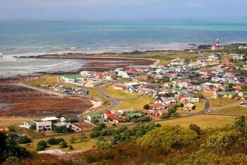 L\'Agulhas, Whale Coast, Western Cape